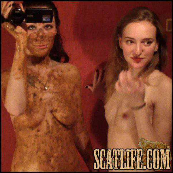 ScatBitches (Matilda and Amelia) Full HD 1080, ScatShop, Scat Lesbian – 07/06/2016