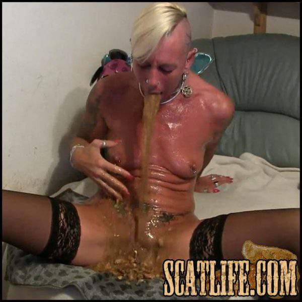 Mega puking porn