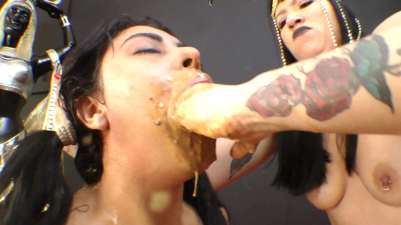 Scat Swallow Deep Throat  The Egypt Story  Download Rare -3379