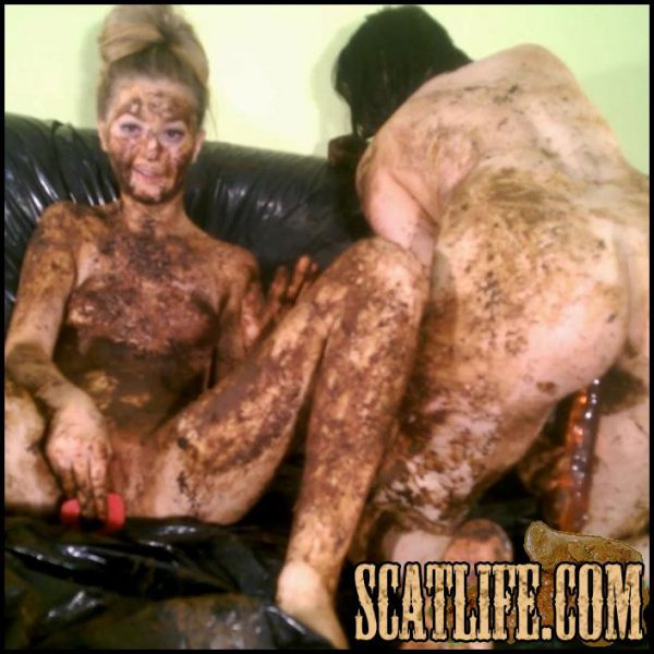 Epic Scat Session. Complete Version AstraCelestial Full HD 1080 PART 9 (Poop Videos, Scat, Smearing) 25/12/2016