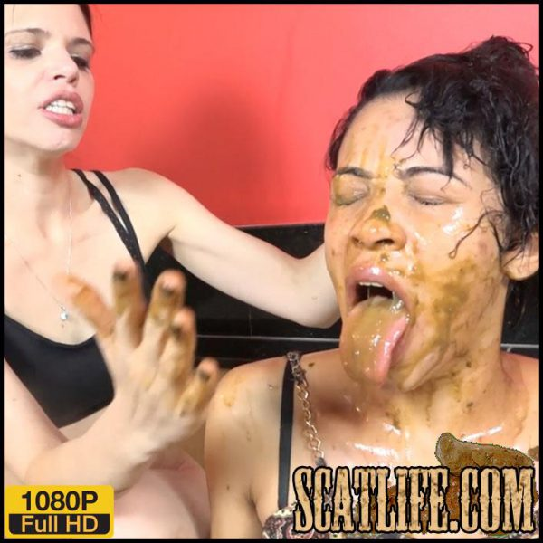 Extreme Double Scat Domination Dinner – The Scat Soup Real Swallow (SG-Video) 26/01/2017