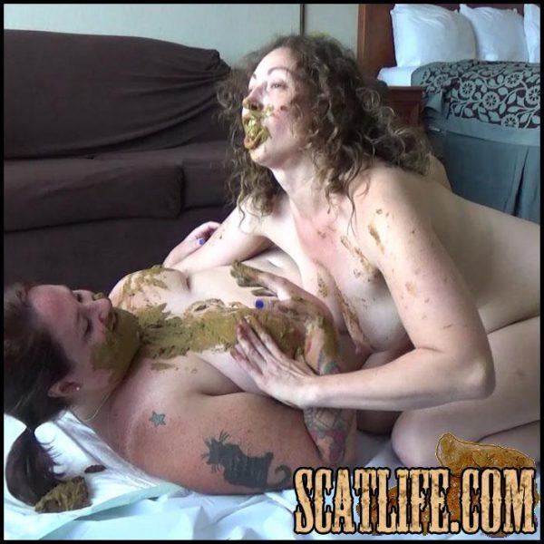 Amanda Shits In My Mouth! – SamanthaStarfish and ScatGoddess (Full HD 1080 Scat) 02/07/2017