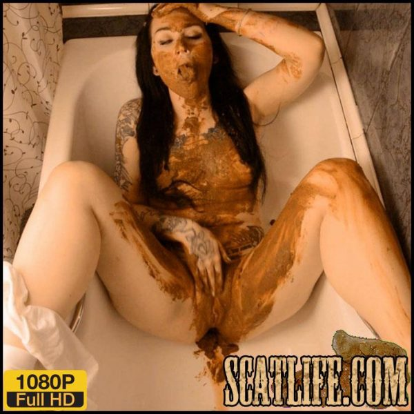 Warm UP Before I Wash UP – SweetBettyParlour – Full HD 1080 (Smearing, Panty/Jean Pooping) 23/10/2017