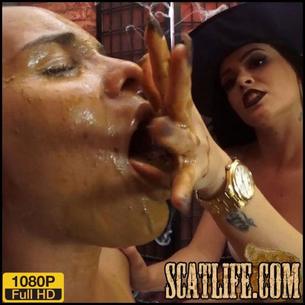 Scat Haloween – scat or treat – Full HD 1080 (newscatinbrazil, scatinbrazil, mfx video, lesbian) 04/12/2017