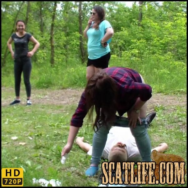 Groups/couples – Shit-Dog for 5 girls – MilanaSmelly – HD 720p (July 20, 2018)