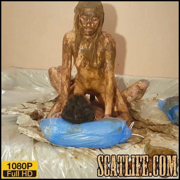 Pee – Scat SuperStar 4 Part 8 – Aria – Vomiting, Russian Scat Sex