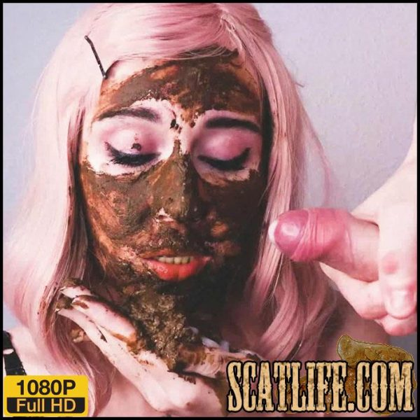 New Scat – Pretty scat girl and husband shit – SweetBettyParlour – Smearing