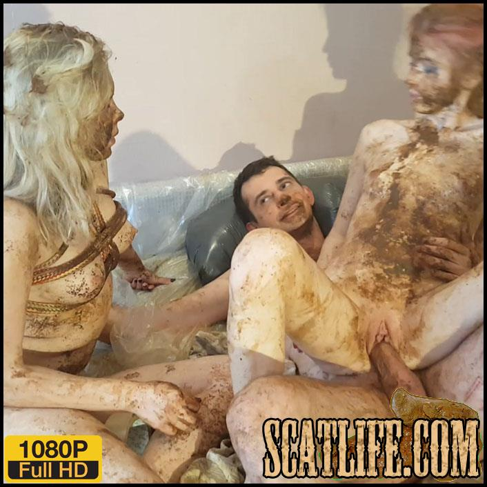 Hardcore lesbo Scat