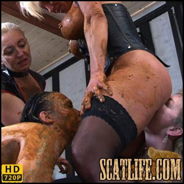 Hd 720p – BETTY & FRIENDS – FOUR OF A KIND – Betty, Molly, Monalisa, Sexy – extreme scat